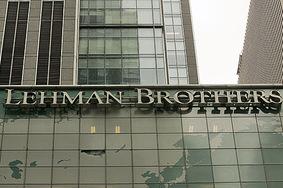 Lehman Brothers - protest pracovníkov